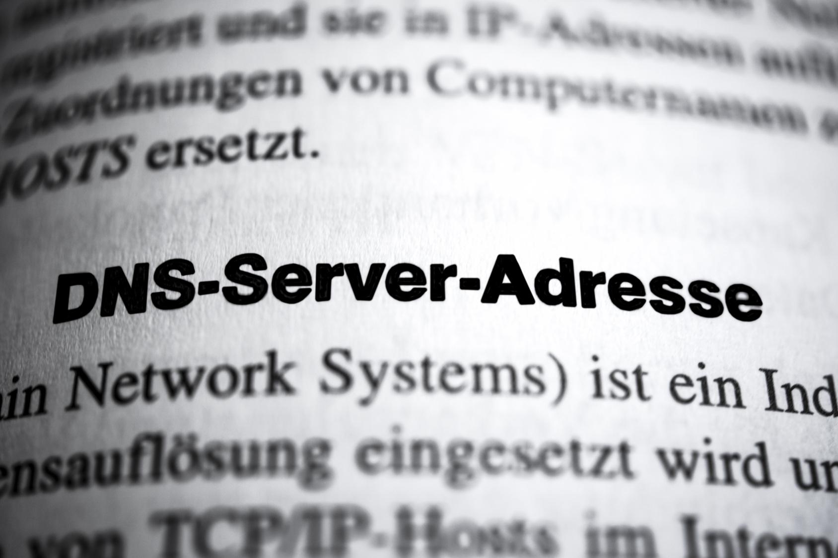 Eigene Domain die domain auf das eigene hosting verweisen lassen schweizer